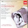 Puccini: La Rondine [2CD+CD-ROM]