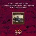 Three French Piano Trios - Debussy, Faure Ravel<限定盤>