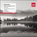 Beethoven: Piano Concertos No.1, No.2