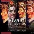 "Vivaldi: Concertos Including ""The Foure Seasons"""
