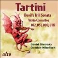 Tartini: The Devil's Trill, Violin Concertos