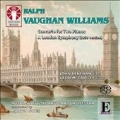 Vaughan Williams: Concerto for Two Pianos, A London Symphony (1920 version)