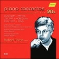 Piano Concertos of the 20s - Gershwin, Antheil, Copland, Honegger, Schulhoff, Ravel