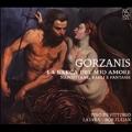ジャコモ・ゴルザニス: 私の愛の舟 ナポリ風の踊りとファンタジー