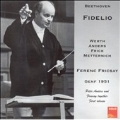 Beethoven : Fidelio / Werth, Frick, Fricsay, OSR