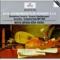 Bach: Brandenburg Concertos Nos. 4-6; Overture No. 4