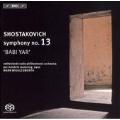 "Shostakovich: Symphony No.13 ""Babiy Yar"" Op.113 / Mark Wigglesworth, Netherlands Radio Philharmonic Orchestra, etc"