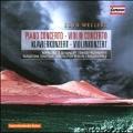 E.Wellesz: Piano Concerto, Violin Concerto