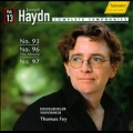 Haydn: Symphonies No.93, No.96, No.97