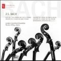 J.S.Bach: Orchestral Suite No.2, Oboe d'Amore Concerto BWV.1055, etc
