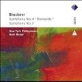 Bruckner: Symphony No.4, No.7