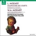 L. Mozart: Toy Symphony, Trumpet Cto, etc./ Paillard