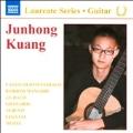 Guitar Recital - Junhong Kuang