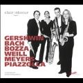 Saxophone Music - Gershwin, J.S.Bach, Bozza, Weill, Meyers, Piazzolla
