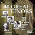 10 Great Tenors (10-CD Wallet Box)