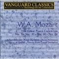 Masterpieces - Mozart: Piano Concertos / Brendel, Gulda