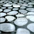 Barocking Together -Handel : Flute Sonata HWV.367b; J.S.Bach: Flute Sonata BWV.1032; Telemann: Flute Sonata TWV.41-F4, etc / Sharon Bezaly(fl), Terence Charlston(cemb), Charles Medlam(gamb)