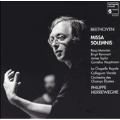 Beethoven: Missa Solemnis / Herreweghe, Mannion, et al