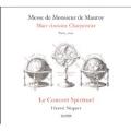 M.A.Charpentier : Messe de Monsieur de Mauroy / Niquet, Le Concert Spirituel, etc