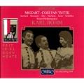 Festspieldokumente - Mozart: Cosi Fan Tutte / Karl Boehm