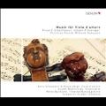 Musik fur Viola d'Amore - Schuchbauer, Guzinger, Pezold, etc