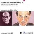 Schoenberg 2 - Quartets no 1-4 / Arditti Quartet, Upshaw