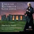 English Recorder Concertos - M.Arnold, R.Harvey, G.Jacob