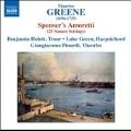Maurice Green: Spenser's Amoretti (25 Sonnet Settings)