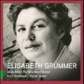 Elisabeth Grummer - Great Singers Live