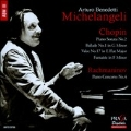 Chopin: Piano Sonata No.2, Ballade No.1, Valse No.17, Fantasie; Rachmaninov: Piano Concerto No.4