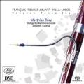 Bassoon Concertos - Francaix, Tomasi, Joilivet, Villa-Lobos