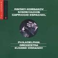Rimsky-Korsakov: Sheherazade, etc / Ormandy