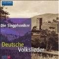 Deutsche Volkslieder:Silcher:Die Loreley/Brahms:All' Meine Herzgedanken/Reger:Trutze Nicht/etc:Die Singphoniker