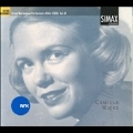 Great Norwegian Performers 1945-2000 Vol.3 - Camilla Wicks; Glazunov, Vaughan Williams, Brahms, Brustad, Sarasate