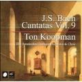 J. S. Bach: Complete Cantatas Vol. 9/ Koopman, Amsterdam Baroque