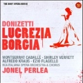 Donizetti: Lucrezia Borgia / Jonel Perlea, RCA Italiana Opera Orchestra, RCA Italiana Opera Chorus, etc