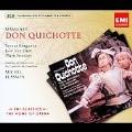 Massenet: Don Quichotte / Michel Plasson, Toulouse Capitole Orchestra & Chorus, Teresa Berganza, etc [CD+CD-ROM]