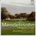 Mendelssohn: Double Concerto for Violin & Piano, Piano Concerto