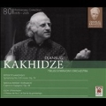 Tchaikovsky: Symphony No.6; Rimsky-Korsakov: Capriccio Espagnol Op.34, etc