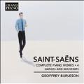 Saint-Saens: Complete Piano Works Vol.4