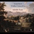 ハイドン:ヴァイオリン協奏曲集 Hob. VIIa:1, 3 & 4