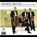 Haydn: Famous String Quartets: Op.76-2 ''Quinten'', No.3 ''Kaiser'', No.4 ''Sonnenaufgang'' / Gewandhaus Quartet
