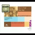 Becker: Complete Organ Works
