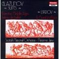 Glazunov: From the Middle Ages, etc;  Lyadov / Jaervi