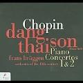 Chopin :Piano Concertos No.1 Op.11, No.2 Op.21 / Dang Thai Son, Frans Bruggen, 18th Century Orchestra