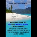 Paul Buff Presents Highlights from the Pal and Original Sound Studio Archives [5CD+ブックレット]