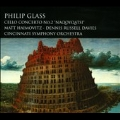 "Philip Glass: Cello Concerto No.2 ""Naqoyqatsi"""