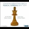 J.S.バッハ:音楽の捧げもの BWV1097