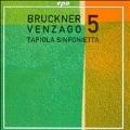 Bruckner: Symphony No.5 (Version of 1878)