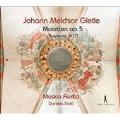 グレトレ: ラテン語による独唱モテット集 Op.5
